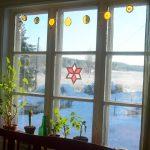 Material-fönster Fläckemyra