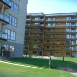 8-våningshus i massivträ, Växsjö