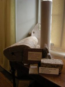 Byggmaterial av hampa