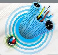 Skärmad kabel-Flex a ray+