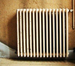 Värme-Radiator